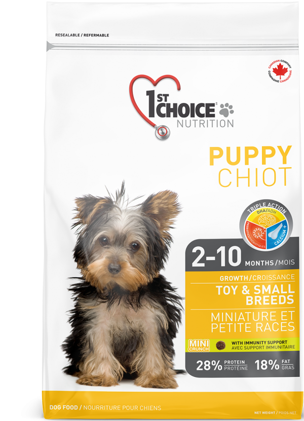 Growth - Toy and Small Breeds Kibble 7kg