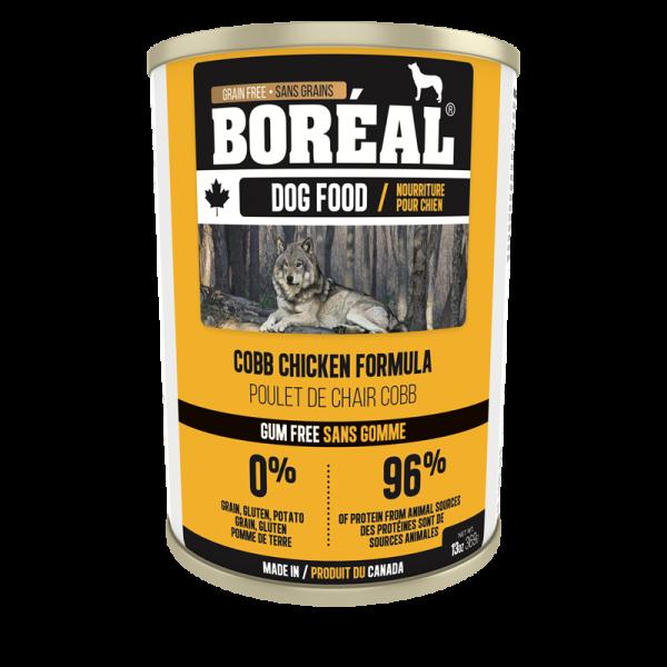 Boréal Cobb Chicken Formula    Canned Dog Food 369 G