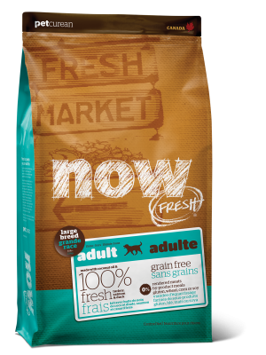 NOW FRESH Grain Free Large Breed Adult Recipe for dogs