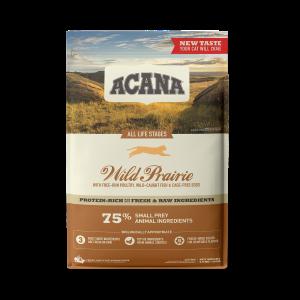 ACANA Wild Prairie cat food - Protein-rich - 5.4kg