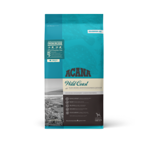 ACANA Wild Coast dog food - Protein-rich - 17kg