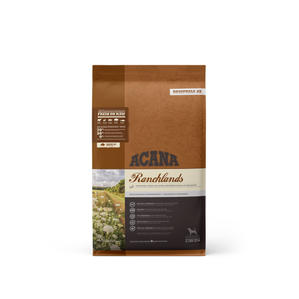 ACANA Ranchlands cat food - Protein-rich - 5.4kg