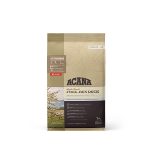 ACANA Free-Run Duck dog food - Protein-rich - 11.4kg