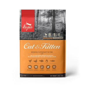 ORIJEN Cat & Kitten cat food - Biologically Appropriate - 5.4g