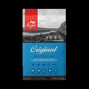 ORIJEN Original dog food - Biologically Appropriate - 11.4kg
