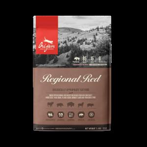 ORIJEN Regional Red cat food - Biologically Appropriate - 5.4g