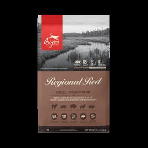 ORIJEN Regional Red dog food - Biologically Appropriate - 11.4kg