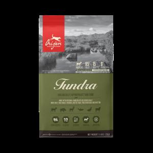 ORIJEN Tundra dog food - Biologically Appropriate - 11.4kg