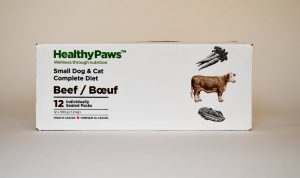 Small Dog/Cat Complete Diet Beef