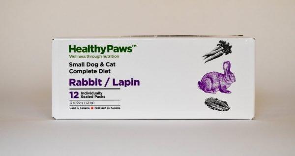 Small Dog/Cat Complete Diet Rabbit