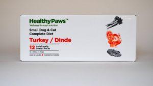 Small Dog/Cat Complete Diet Turkey