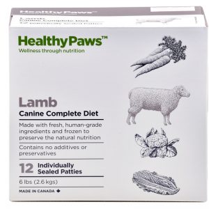 Canine Complete Diet Lamb