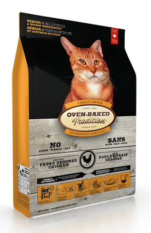 Oven Baked Tradition Senior Food 10lb