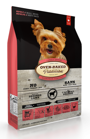 Oven Baked Tradition Lamb Small Breed Adult Food 5lb