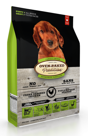 Oven Baked Tradition Puppy Food 11.4kg
