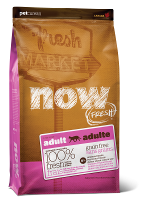 NOW FRESH Grain Free Adult Recipe for cats 16 lb