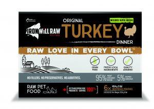 Original Turkey Dinner 6lb