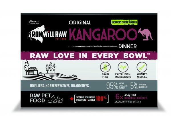 Original Kangaroo Dinner 6lb