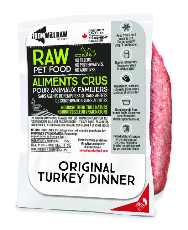 Original Turkey Dinner 12lb