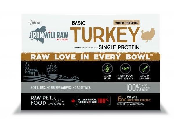 Basic Turkey 6lb