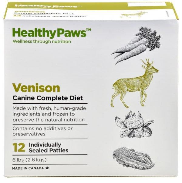 Canine Complete Diet Venison